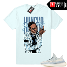 Load image into Gallery viewer, Yeezy Cloud White | Huncho Flex | Light Blue Shirt