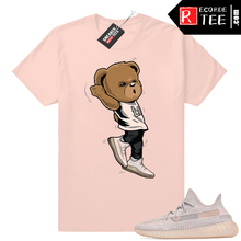 Load image into Gallery viewer, Yeezy 350 Synth | Shootin Bear | Light Pink Shirt