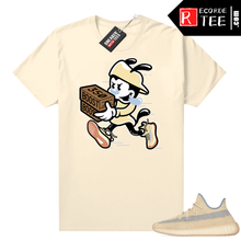 Load image into Gallery viewer, Yeezy Boost 350 V2 Linen shirt – Butter – Double Up