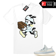Load image into Gallery viewer, Yeezy Cloud White | Double Up | White Shirt