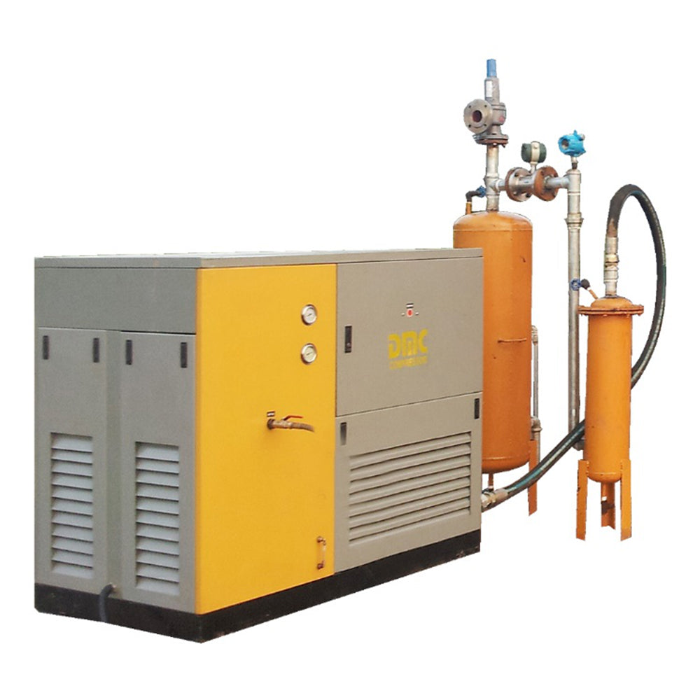 OIL LUBRICATED RECIPROCATING VACUUM PUMP 7.5HP