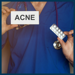 antibiotics side effects for acne