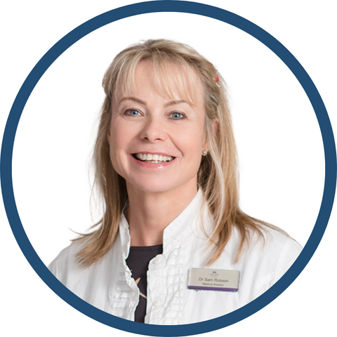Dr Sam Robson, medical director at Temple Clinic, Aberdeen