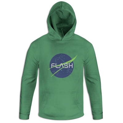 Space Green Hoodie | flashgordonshop.com