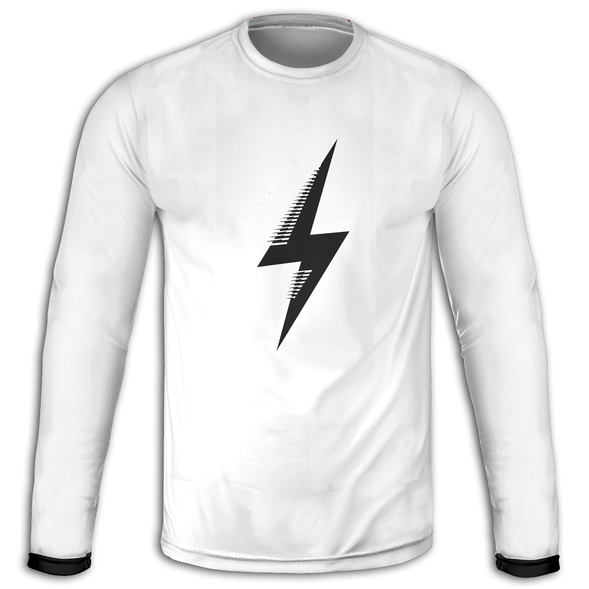 Bolt Long Sleeve Tee | flashgordonshop.com