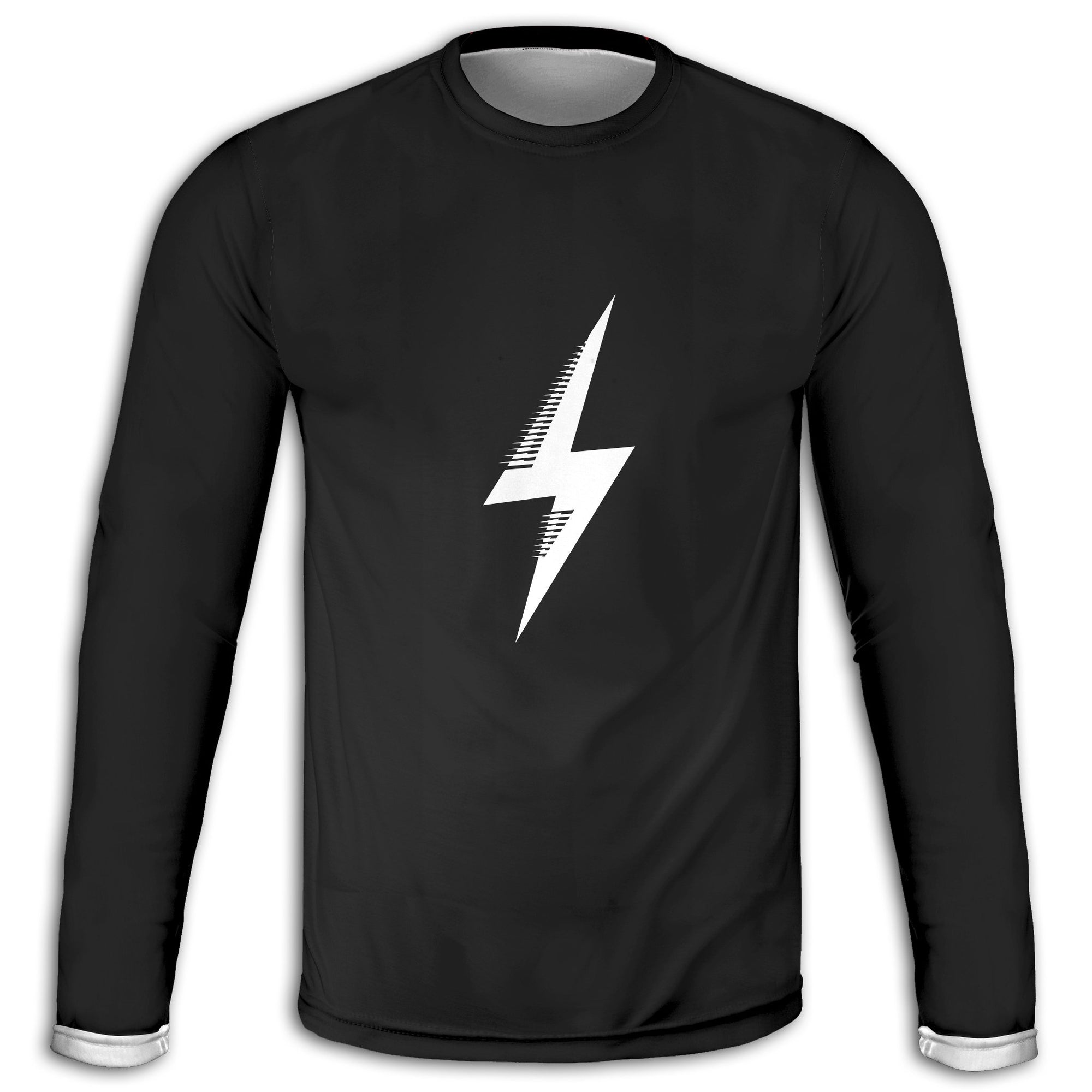 Blackout Long Sleeve Tee | flashgordonshop.com