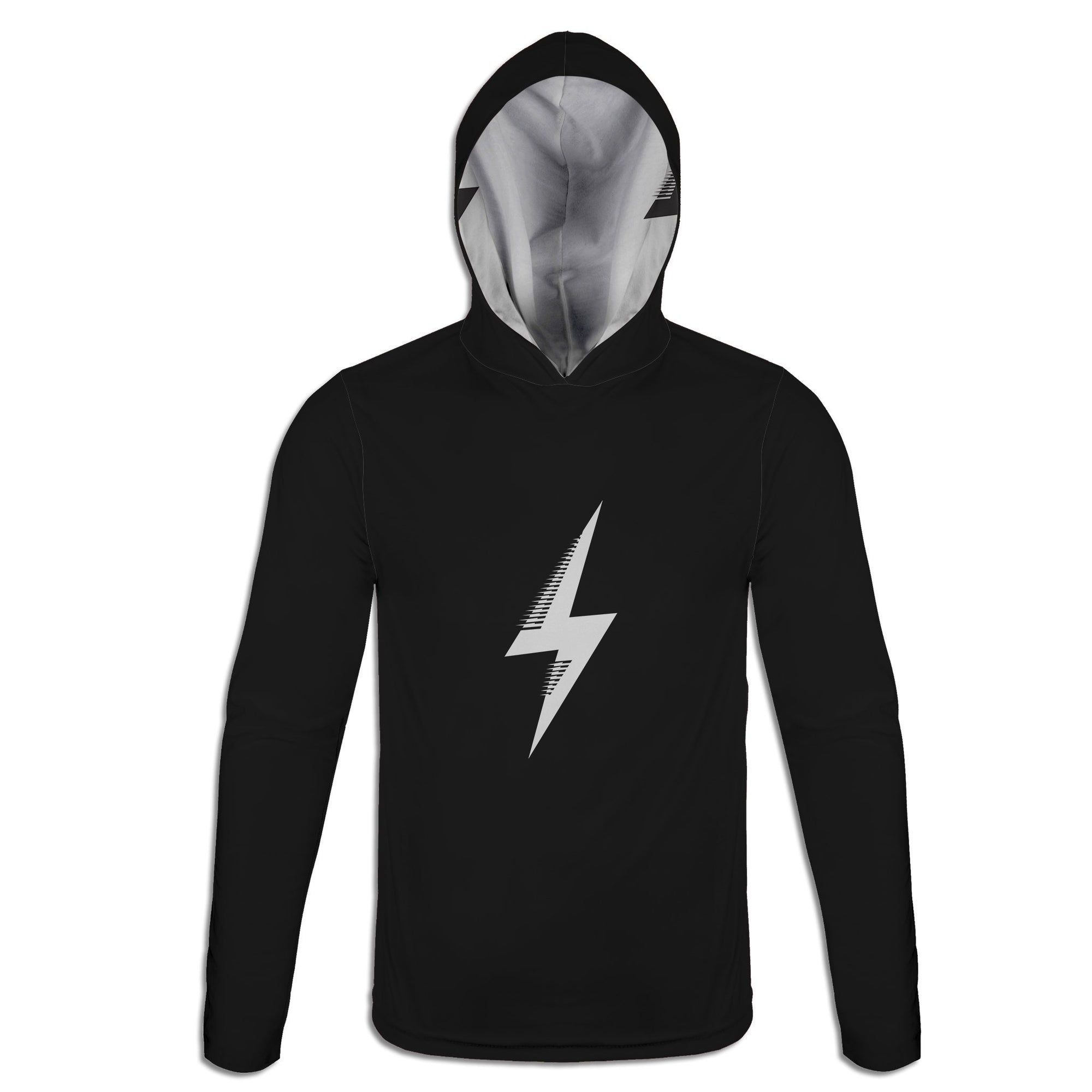 Blackout Lightweight Hoodie | flashgordonshop.com