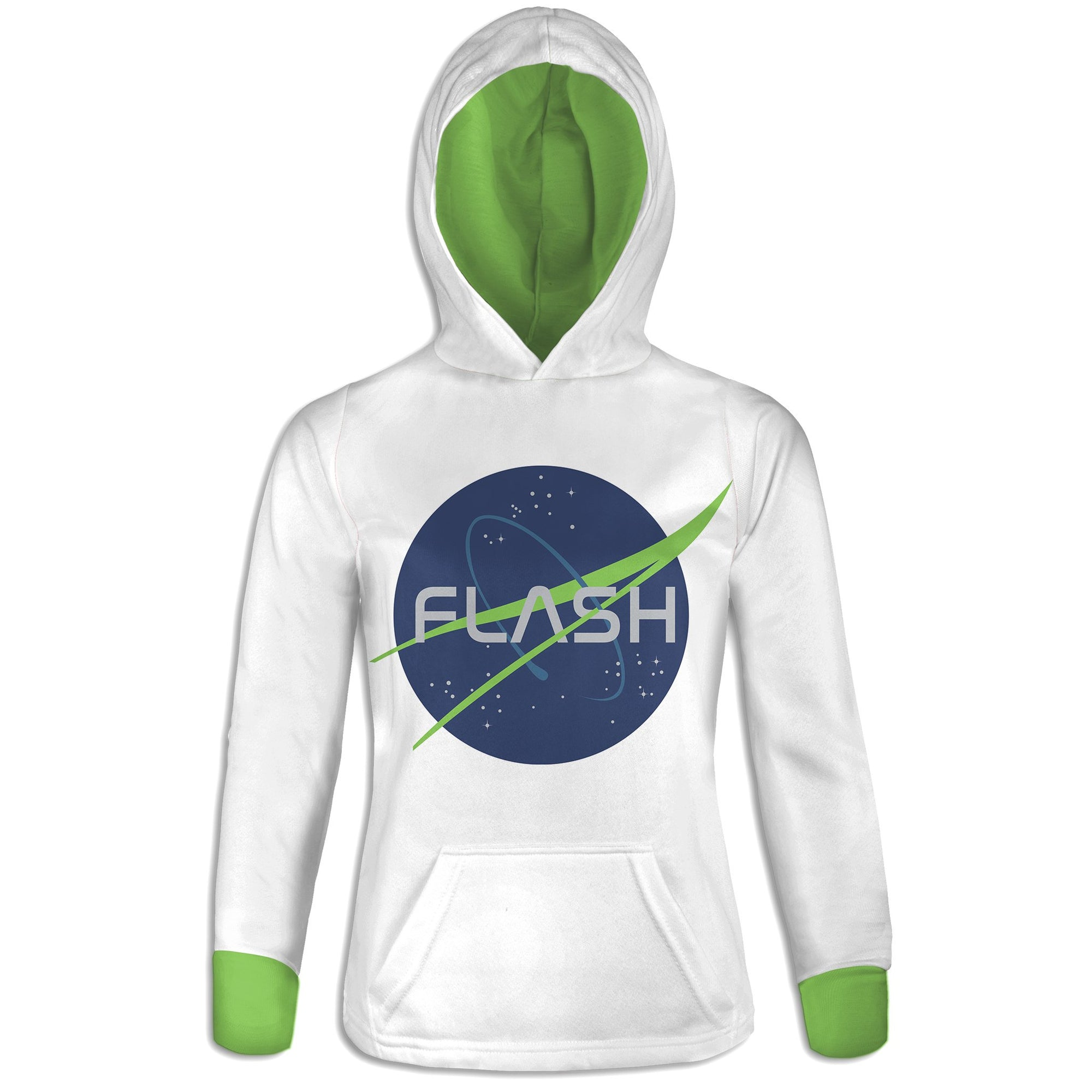 Flash Womens Hoodie | flashgordonshop.com