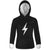 Blackout Womens Hoodie | flashgordonshop.com