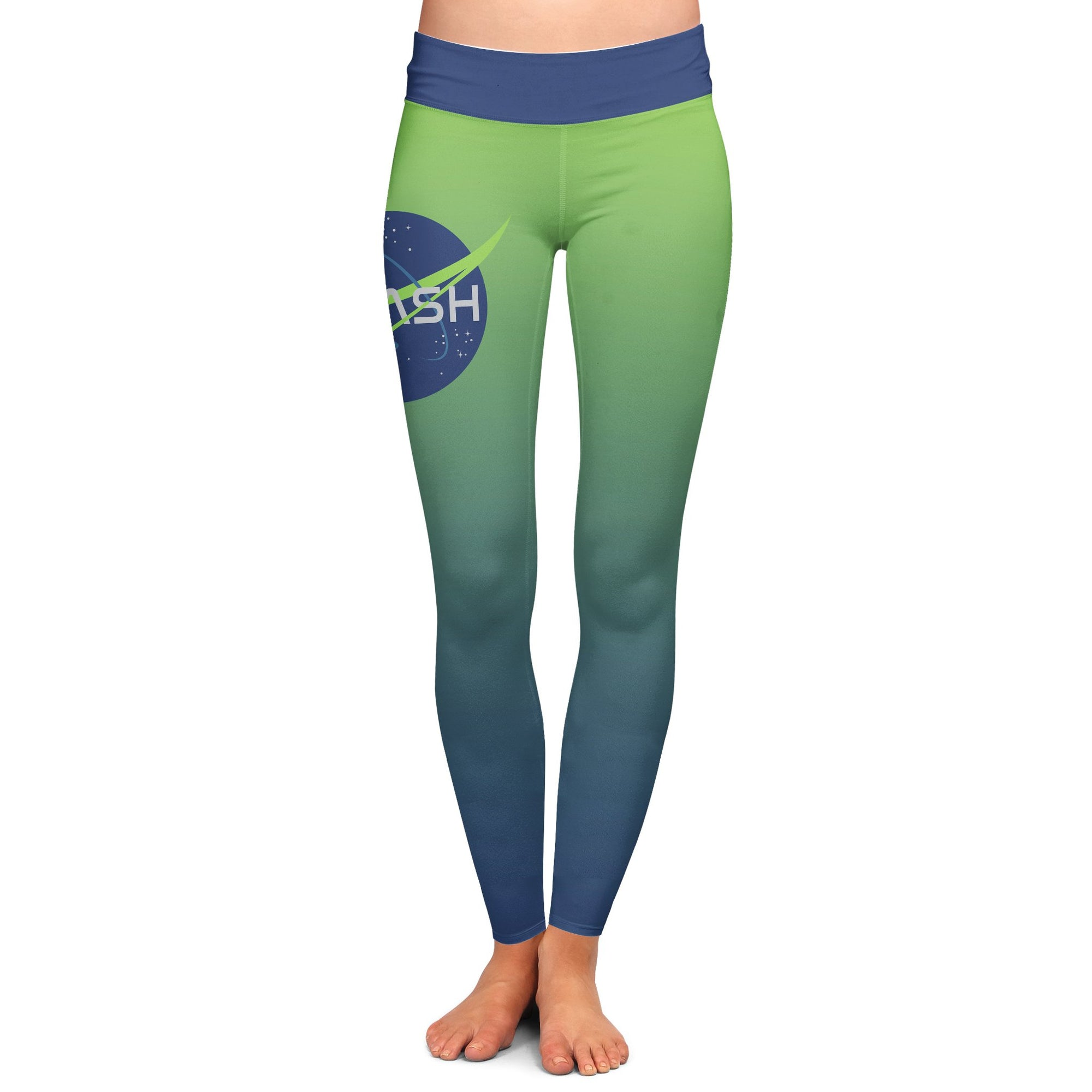 Into Space Yoga Pants | flashgordonshop.com