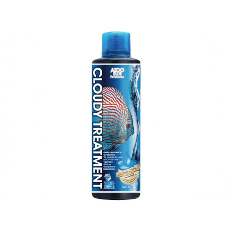 Cloudy Treatment - Contra aguas turbias