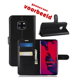 iPhone X /XS Bookcase Mapje - hoesje - Wallet Case