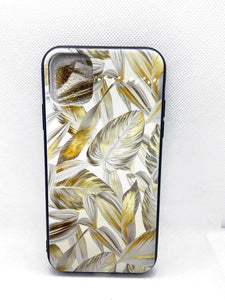 iPhone 11 achterkant fashoin hoesje Shockproof Case Cover TPU bling bling