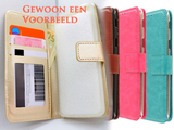 One Plus 7T hoesje - Bookcase Mapje -  Wallet Case