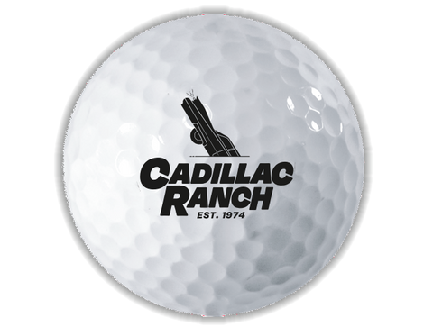 Titleist Cadillac Ranch Golf Ball Sleave