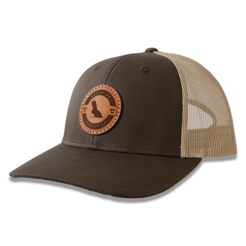 Route 66 Cadillac Ranch Low Pro Trucker Hat