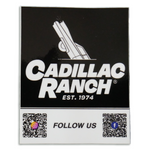 Cadillac Ranch Heavy Duty Decal