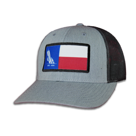 Texas Flag Cadillac Ranch Low Pro Trucker Hat
