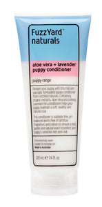 FuzzYard Puppy Conditioner Aloe Vera + Lavendar 220ml