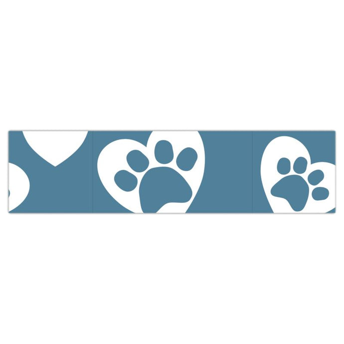 Paw Prints on the Heart Dog Lead