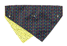 Load image into Gallery viewer, FuzzYard Chomp Reversible Dog  Bandana