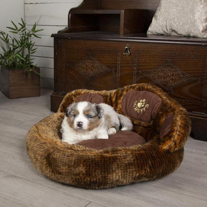 Scruffs Paw Small Pet Bed