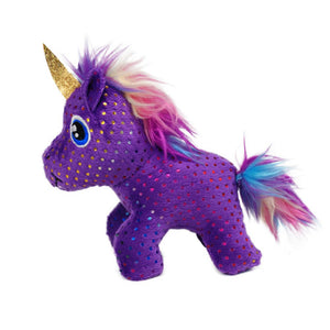 KONG Enchanted Buzzy toy Unicorn