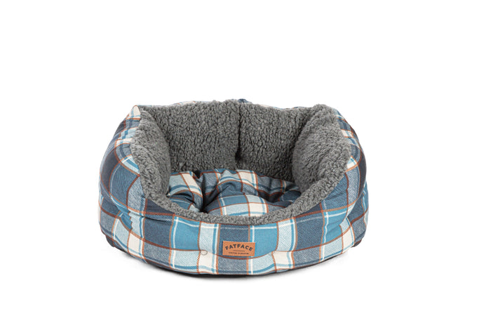 FatFace Fleece Check Deluxe Slumber 18