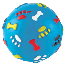 Load image into Gallery viewer, Gor Rubber Giggle Ball (9cm)