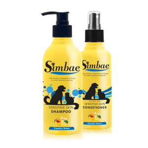 Simbae Sensitive Skin Shampoo/Conditioner Bundle