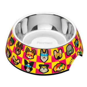 FuzzYard Doggoforce Easy Feeder Pet Bowl