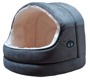 Gor Pets Nordic Hooded Bed