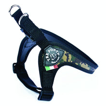 Load image into Gallery viewer, Tre Ponti Easy Fit Camouflage Harness with Adjustable Girth