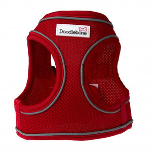 "Doodlebone Airmesh ""step in"" Snappy Dog Harness (Various Colours)"