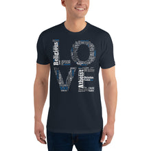 Load image into Gallery viewer, LOVE Short-Sleeve Unisex T-Shirt
