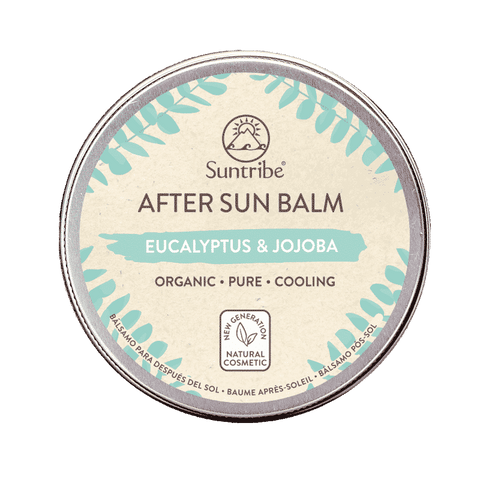 Suntribe All Natural After Sun Balm Eucalyptus & Jojoba