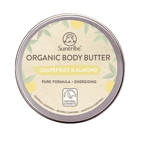 Suntribe All Natural Body Butter Grapefruit & Almond