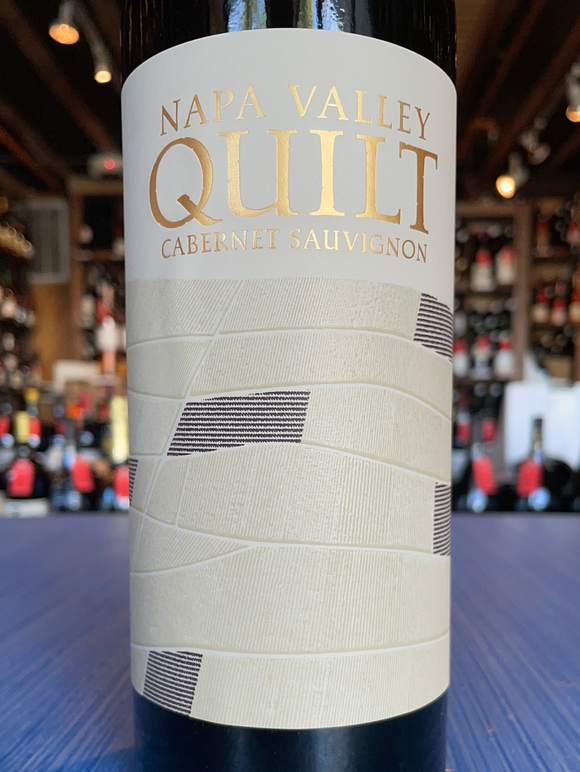 QUILT NAPA VALLEY CABERNET S 2018