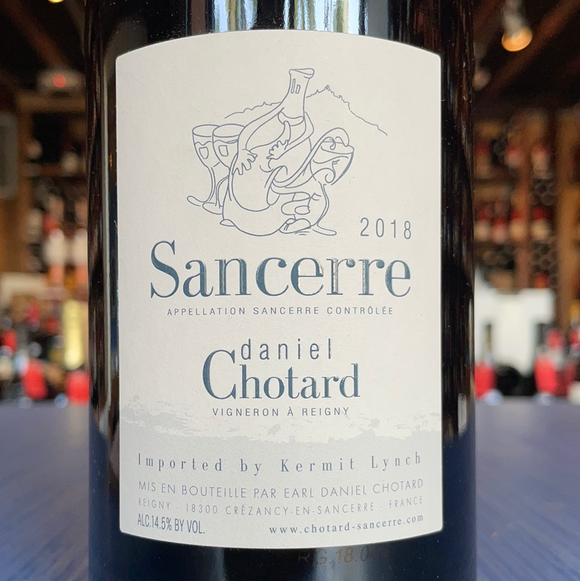 DANIEL CHOTARD SANCERRE ROUGE 2018