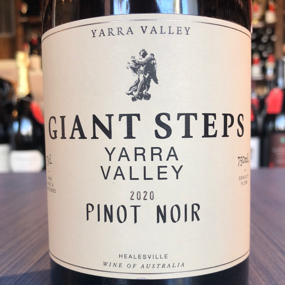 GIANT STEPS YARRA VALLEY PINOT NOIR 2020