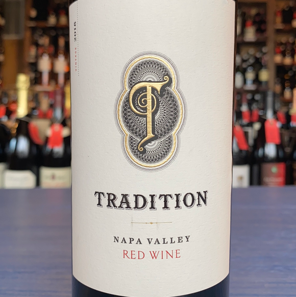 AMIZETTA TRADITION NAPA VALLEY RED WINE 2018