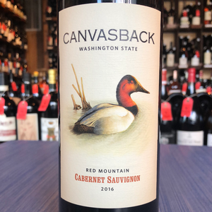 DUCKHORN CANVASBACK RED MOUNTAIN CABERNET S 2016