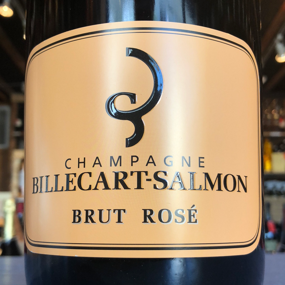 CHAMPAGNE BILLECART-SALMON BRUT ROSE N.V. 1.5L