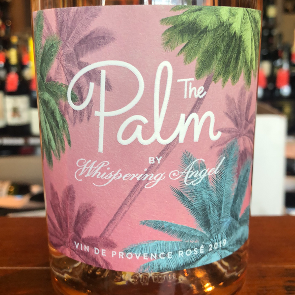 THE PALM BY WHISPERING ANGEL 2019