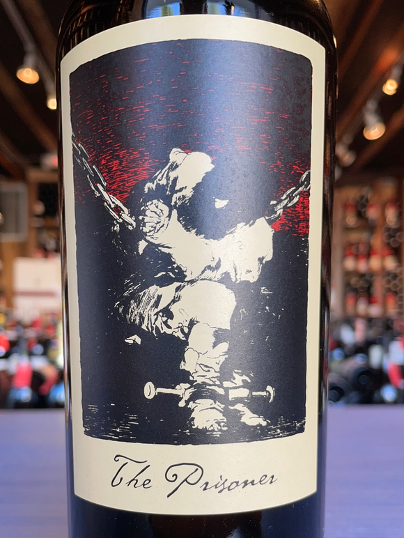PRISONER WINE COMPANY THE PRISONER 2019