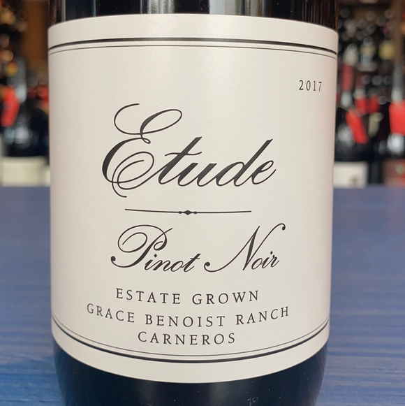 ETUDE GRACE BENOIST RANCH PN 2018