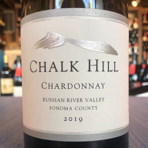 CHALK HILL RUSSIAN RIVER CHARDONNAY 2019