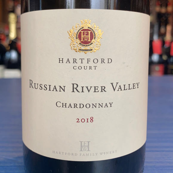 HARTFORD COURT RUSSIAN RIVER VALLEY CHARD 18