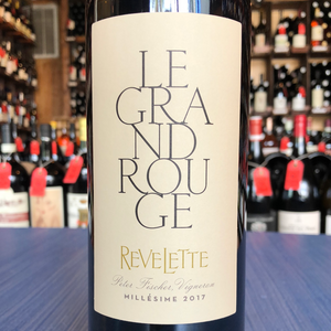 CHATEAU REVELETTE LE GRAND ROUGE 2017