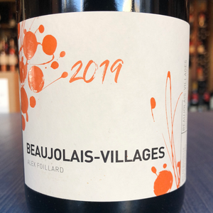 ALEX l BEAUJOLAIS VILLAGE 2019